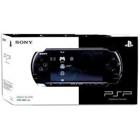 Psp Playstation Portatil 3001 Novo Original Lacrado Raridade