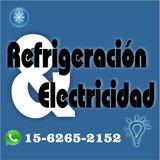 Técnico En Refrigeración Y Electricidad Matriculado Zona Sur