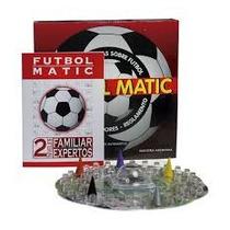 Juego Futbol Matic Con Cubilete Automatico !!! El Autentico