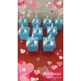 Souvenirs Baby Shower- Cajitas Nacimiento-scarpines-souvenir