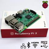 Raspberry Pi 3 Model B + Cable Hdmi