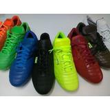 Zapato Neuer %100 Piel Manriquez Neon Total Envio Gratis