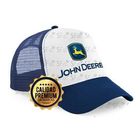 Gorras Mujeres Femeninas John Deere - Accesorios de Moda Azul marino ... 5a26308c2bd