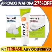 Terrasil Molusco Contagioso Tratamiento + Jabon + 30 Curas