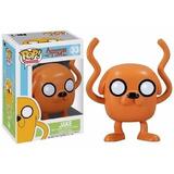 Boneco Funko Pop Jake Hora De Aventura Adventure Time 33