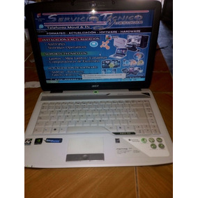 Laptop Acer Aspire 4520 Para Reparar O Repuestos