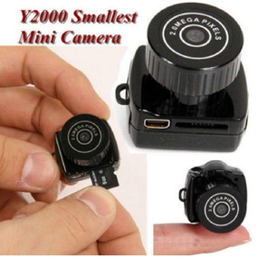 Camera Espia Micro Mini Dv Fimadora Hd 720p Menor Do Mundo