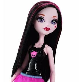 Muñecas Monster High Draculaura Doll Original Mattel