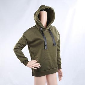 Mujeres Moda Sólido Largo Manga Suelto Outwear Con Cordón
