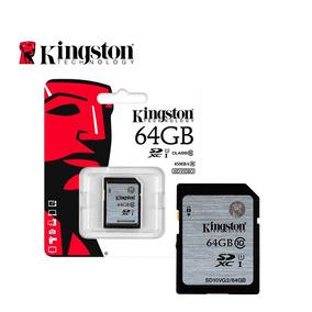 Kingston Sd Xc Clase 10 64 Gb Sd10vg2/64gb