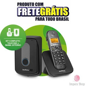 Porteiro Sem Fio Intelbras Tis 5010 Frete Gratis - Promoção