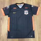Nova Camisa Corinthians Uniforme 3 2017/2018