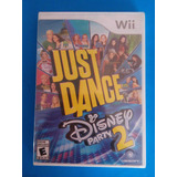 Just Dance Disney Party 2 Wii Nuevo Sellado Nintendo Trqs