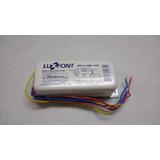 Reator Magnético Fluorescente 2 X 20w X 110v Luxfont