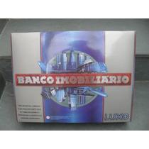 Banco Imobiliário Com Maquina De Caratão De Credito