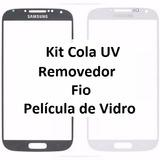 Tela Vidro Galaxy Note 3 2 1 N9000 N7100 N7000 Visor S Touch