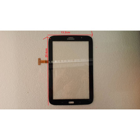 Touch Tablet Samsung Galaxy Note 8 N5100 N5110 Negro