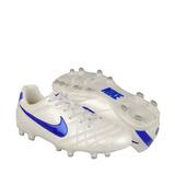 Tenis De Futbol Nike 454308140 Simipiel Blanco