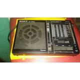 Antigua Radio Sony Icf 7600 Japon