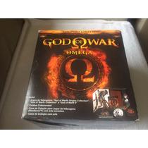 God Of War Omega Colecao Limitada