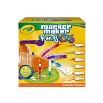 Marker Maker Crayola, Crea Tus Propios Plumones Y Colores