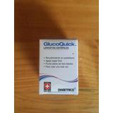 Glucoquick 50 Lancetas