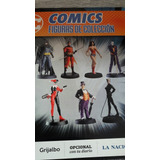 Figuras De Coleccion Superheroes Comics Dc. Nacion Batman