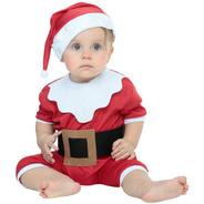 Disfraz Baby Santa Bebé Disfraz Navideño Santa Claus Bebé