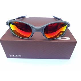 a3239b5cf2b86 Saquinho Oakley Hdo Transporte E Limpeza De Sol Juliet - Óculos no ...