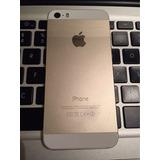 Iphone 5s 16gb 4g Lte Seminuevo+garantia+ Cable Usb