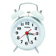 Despertador Doble Campana De Cuerda Alto Sonido Al/8023b