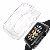 Case Bumper Apple Watch 2 + Película Vidro 42mm Series 2