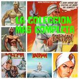 Kaliman Coleccion Completa- Full-digital