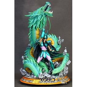 Estátua Xceed Shiryu Cavaleiros Do Zodiaco1/6 Pre Ordem 1/2