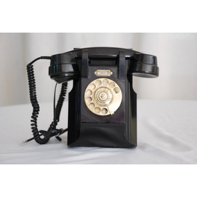 Telefono Antiguo De Pared Ericsson