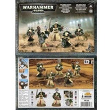 Dark Angels Veteran Marines Espaciales Warhammer 40k