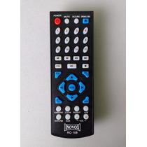 Controle Remoto Inovox Original Dvd In-1216 / Rc-108