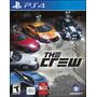 The Crew Ps4 Playstation 4 Entrego Ya! Oferta