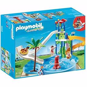 Playmobil Summer Fun 6669 Parque Acuático Mejor Precio!!