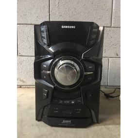 Carcaça Receiver Som Samsung Mx-f850 Usada
