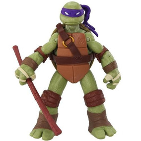 Boneco De Ação Brinquedo Tartarugas Ninja Action Multikids