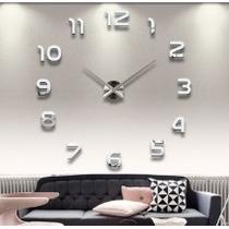 Reloj Mural Ideal Para Living, Habitaciones, Terrazas, Bar