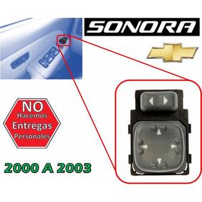 00-03 Chevrolet Sonora Control Para Espejos Electricos