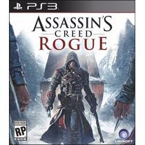 Assassins Creed Rogue | Ps3 | Nuevo Y Sellado | Envio Gratis