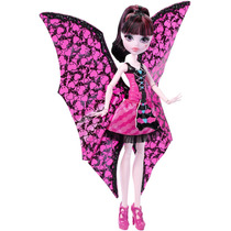Monster High, Transformacion A Murcielago, Draculaura