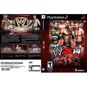 Patch Wwe 2014 Smackdown Vs Raw 2014 Ps2 Frete Gratis