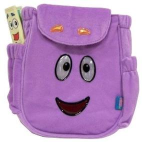 Dora La Mochila Explorador De Rescate Bolsa Púrpura