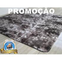 Tapete 2,00x1,50 Peludo Felpudo Veludo Macio 40mm Sala,shag