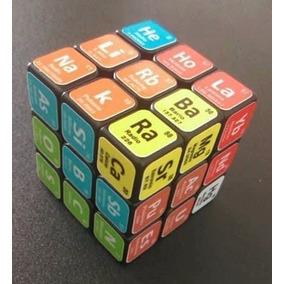 cubo rubik 3x3 tabla periodica 54 elementos - Tabla Periodica Juegos Didacticos