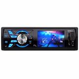 Radio Media Player Multilaser Rock+ Tela 3 P3252 Usb Sd Mp5